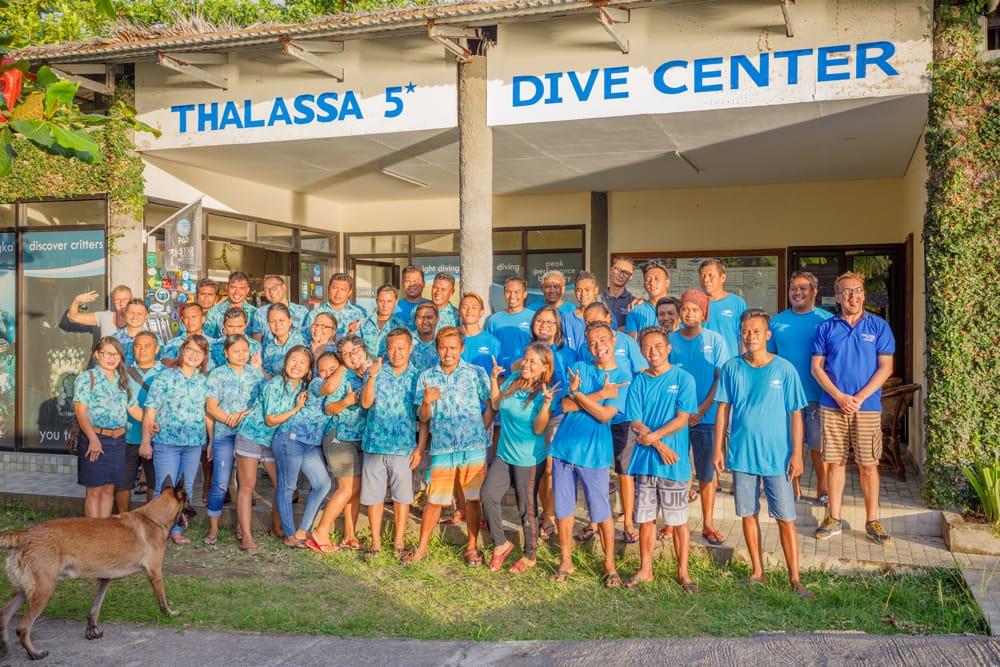 Team Thalassa Manado