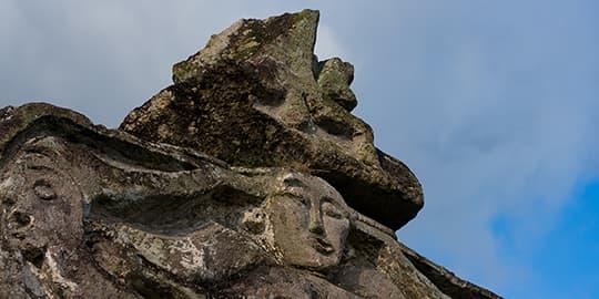 Waruga, the ancient sarcophagus of the Minahasa