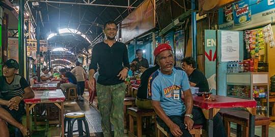 Life in Manado City