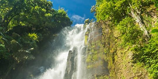 Visit Tunan Waterfall