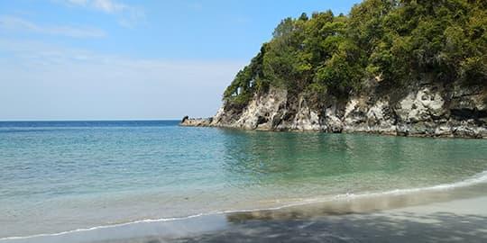 Salise Beach at Lembeh