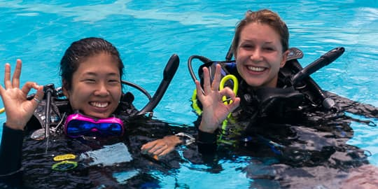 Become a diving professional with Thalassa Dive Resorts Indonesia
