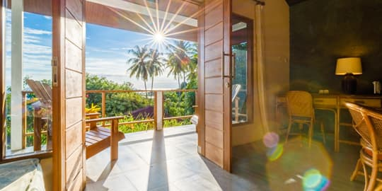 Easy-going resort experience with a personal touch