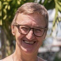 PADI Kursleiterin Simone Gerritsen